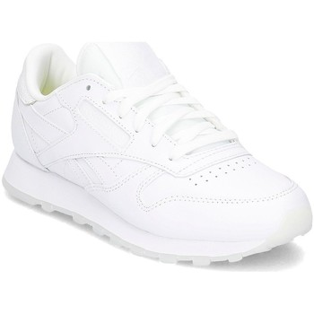 Shoes Women Low top trainers Reebok Sport Leather Face White