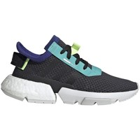 Shoes Children Low top trainers adidas Originals Pod S 31 J Black