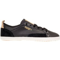 Shoes Men Low top trainers Puma Slim Court Citi Series Black