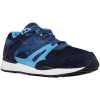 Shoes Men Low top trainers Reebok Sport Ventilator MT Blue,Navy blue