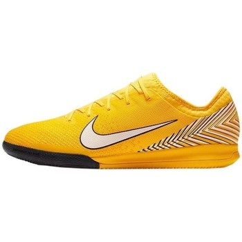 Shoes Men Football shoes Nike Mercurial Vapor Pro Njr IC Yellow