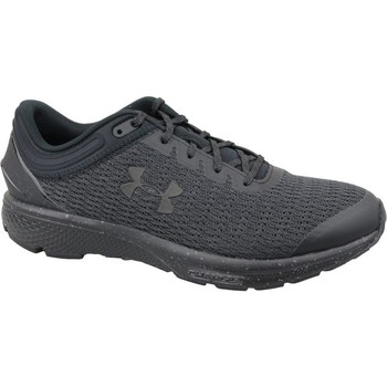 Shoes Men Low top trainers Under Armour Charged Escape 3 Black