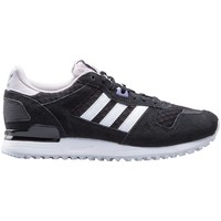 Shoes Women Low top trainers adidas Originals ZX 700 W Navy blue