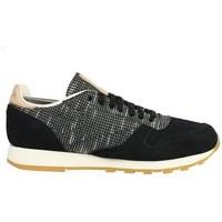 Shoes Men Low top trainers Reebok Sport Classic Leather Ebk Black,Grey