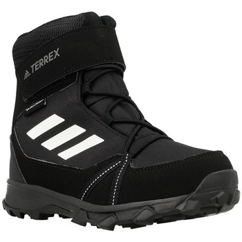 Shoes Children Walking shoes adidas Originals Terrex Snow CF CP CW K Climaproof Black