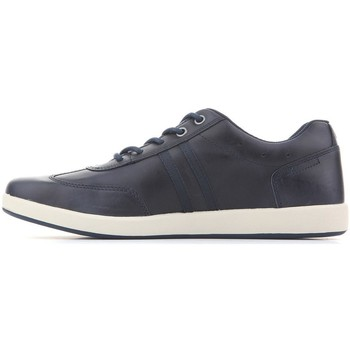 Shoes Men Low top trainers Caterpillar Syntax Black