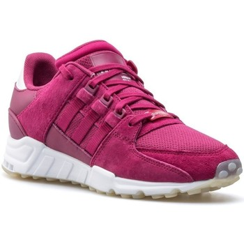 Shoes Women Low top trainers adidas Originals Eqt Support RF W Burgundy