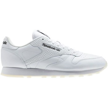 Shoes Men Low top trainers Reebok Sport CL Leather ID White