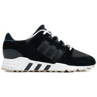 Shoes Women Low top trainers adidas Originals Eqt Support RF W Black