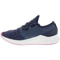 Shoes Women Low top trainers New Balance WLAZRMN Navy blue,Pink