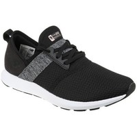 Shoes Women Low top trainers New Balance WXNRGHA1 Black