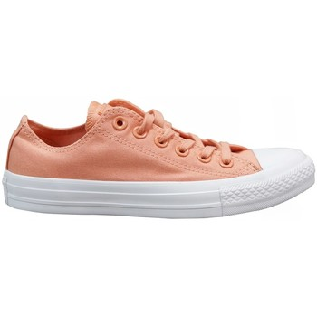 Shoes Low top trainers Converse Chuck Tylor AS OX Pink