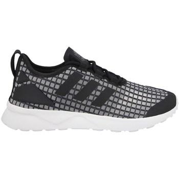 Shoes Women Low top trainers adidas Originals ZX Flux Adv Verve Rita White,Black,Grey