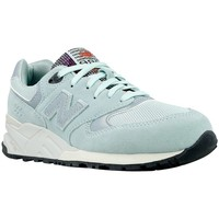 Shoes Women Low top trainers New Balance B 08 Turquoise