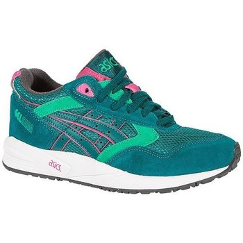 Shoes Women Low top trainers Asics Gel Saga Green