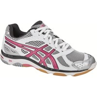 Shoes Women Multisport shoes Asics Gel Beyond 3 White, Grey, Pink