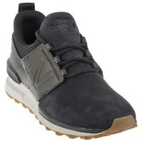 Shoes Women Low top trainers New Balance WS574DS Black
