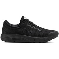 Shoes Men Low top trainers Under Armour Charged Bandit 5 Black