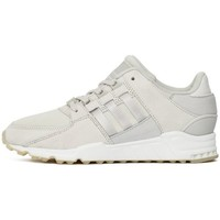 Shoes Women Low top trainers adidas Originals Eqt Support RF White,Grey