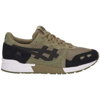 Shoes Men Low top trainers Asics Gellyte Black, Green, Olive