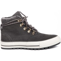 Shoes Women Mid boots Converse Chuck Taylor All Star Ember Boot Suede Fur Graphite