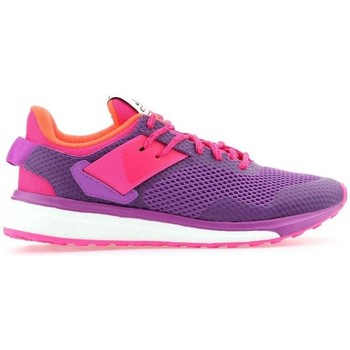 Shoes Women Low top trainers adidas Originals Response 3 W Violet