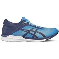 Shoes Women Running shoes Asics Fuzex Rush 4349 Blue, Navy blue