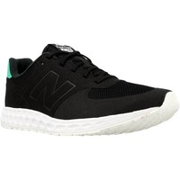 Shoes Men Low top trainers New Balance MFL574 Black, Green