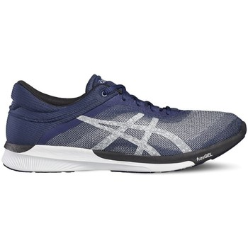 Shoes Men Running shoes Asics Fuzex Rush 4993 Grey, Graphite
