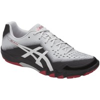 Shoes Men Low top trainers Asics Gelblade 6 Grey, Graphite