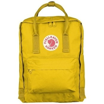Bags Rucksacks Fjallraven Kanken Yellow