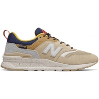 Shoes Men Low top trainers New Balance 997 Beige