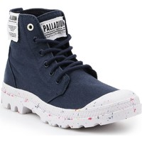Shoes Women Mid boots Palladium HI Organic W Black