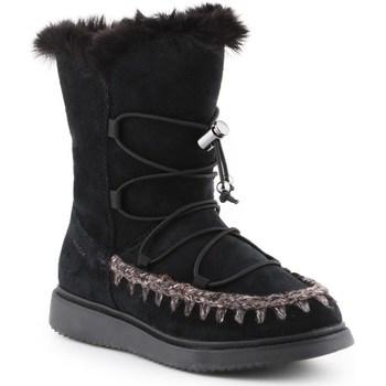 Shoes Women Snow boots Geox J Thymar GB Black