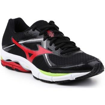 Shoes Men Low top trainers Mizuno Wave Ultima 6 Black