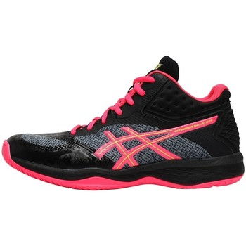 Shoes Women Multisport shoes Asics Netburner Ballistic FF MT Black, Pink