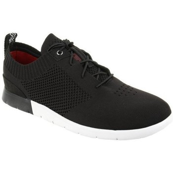 Shoes Men Low top trainers UGG Feli Hyperweave 20 Black