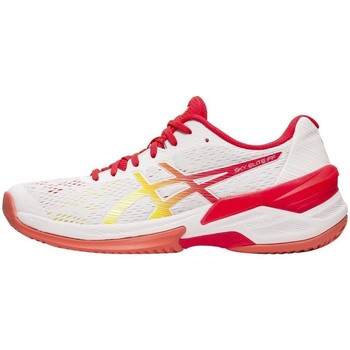 Shoes Women Multisport shoes Asics Sky Elite FF White, Red