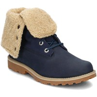 Shoes Women Snow boots Timberland 6 IN Navy blue