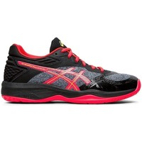 Shoes Women Indoor sports trainers Asics Netburner Ballistic FF Womens Black