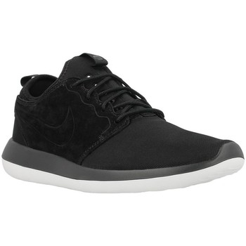 Shoes Men Low top trainers Nike Roshe Two BR Black
