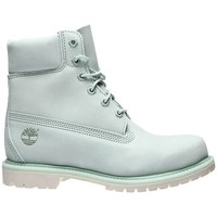 Shoes Women Mid boots Timberland 6 Inch Premium Turquoise