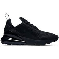Shoes Women Low top trainers Nike W Air Max 270 Black