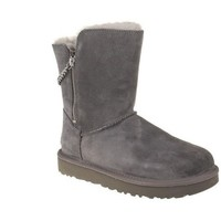 Shoes Women Snow boots UGG Classsic Short Sparkle Grey