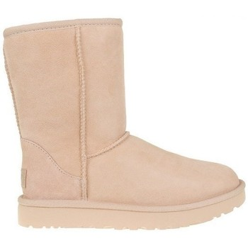 Shoes Women Snow boots UGG Classic Short II Pink