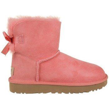 Shoes Women Snow boots UGG Mini Bailey Bow II Pink