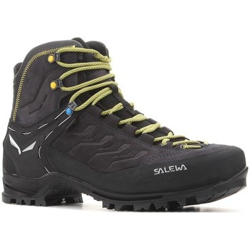 Shoes Men Walking shoes Salewa MS Rapace Gtx Black