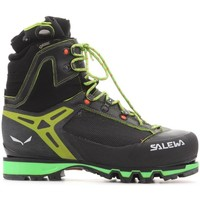 Shoes Men Walking shoes Salewa MS Vultur Vertical Gtx Black,Green