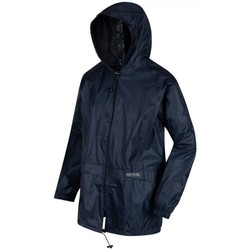 Clothing Men coats Regatta Stormbreak Jacket Blue Blue