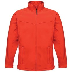 Clothing Men Jackets Professional UPROAR Interactive Softshell Jacket Black Red Red